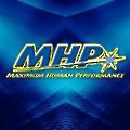 Maximum Human Performance logo