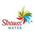 Strauss Water logo