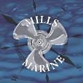 Mills Marine & Ship Repair logo