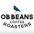 OB Beans logo