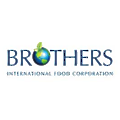 Brothers International Food logo