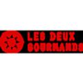 LES DEUX GOURMANDS logo