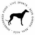 The Greyhound logo