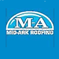 Mid-Ark Roofing logo