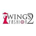 Wings 2 Fashion logo