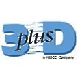 3D PLUS logo