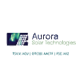 Aurora Solartech logo