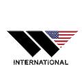 W International logo