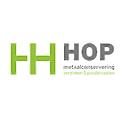 Hop Metaalconservering logo