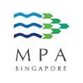 Maritime and Port Authority of Singapore logo