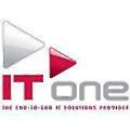 IT One logo