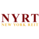 New York REIT logo
