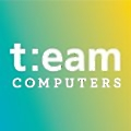 Team Computers logo