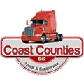 Coast Counties Peterbilt logo