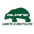 Alpine Disposal logo