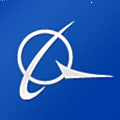 Boeing Defense, Space & Security logo