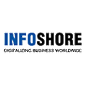 Infoshore logo