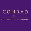 Conrad Bali logo