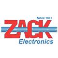 Zack Electronics logo