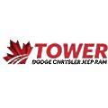 Tower Chrysler Dodge Jeep Ram logo