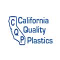 California Quality Plastics logo