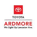 Ardmore Toyota logo
