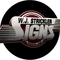 Strickler Signs logo