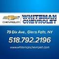 WHITEMAN CHEVROLET logo