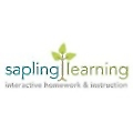 Sapling Learning logo