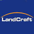 LandCraft Developers logo