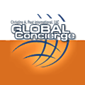 Christine Peat International/Global Concierge logo