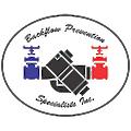 Backflow Prevention Specialists logo