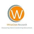 White Crow Research logo