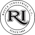 Royce Industries logo