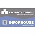 ARCADE INFORHOUSE logo