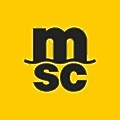 MSC Mediterranean Shipping logo