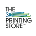 The 3D Printing Store logo