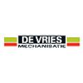 De Vries Mechanisatie logo
