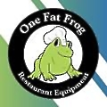 One Fat Frog logo