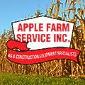 Apple Farm Service logo