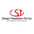 Somya Translators logo