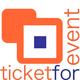 TicketForEvent logo