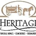 Heritage Memorial Park logo