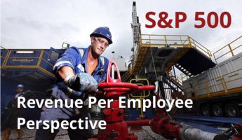 S&P 500 - Revenue Per Employee Perspective